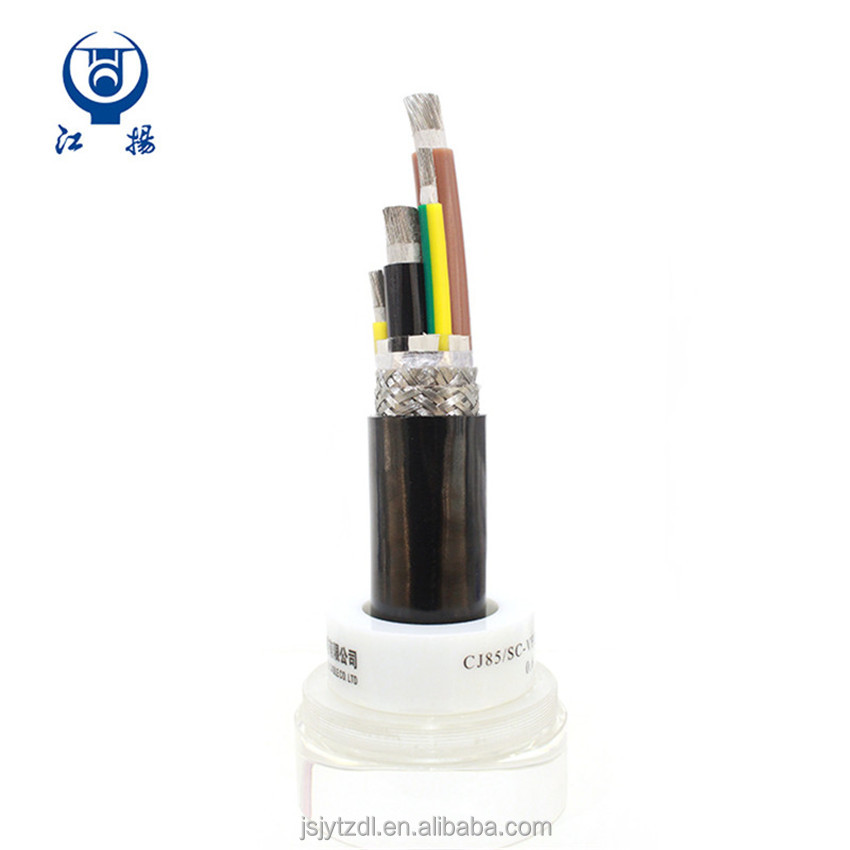Outdoor dedicated low voltage marine power lsoh cable