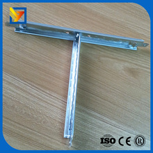 ceiling frame/ceiling steel t-bar size/suspended ceiling grid clips