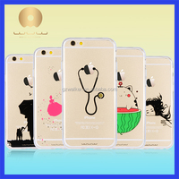 JLW custom design 2016 hot selling pattern mobile phone case for IPhone 6s/ 6s plus