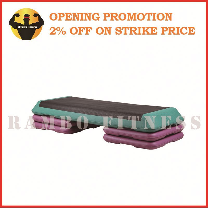 RAMBO Skillful Manufacture High Quality Aerobic Stepper Step Board