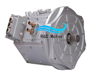 brushless DC motor for electric car