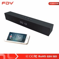 mini sound bar bluetooth wireless sound bar and pc sound bars