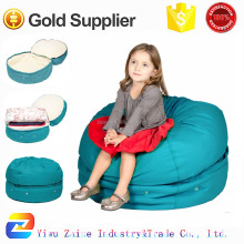 New Travel Cloth Storage Bean bag Chair Cover for child