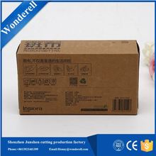 china buy white paperboard packing see through paper box