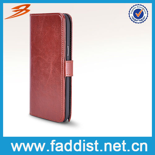 luxury case for samsung galaxy note 2 n7100 flip leather case