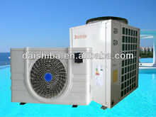 swimming pool water heat pump/ air to water heating pumps,R410A,4.5~50KW,50(60)Hz,CE,SAA,C-TICK