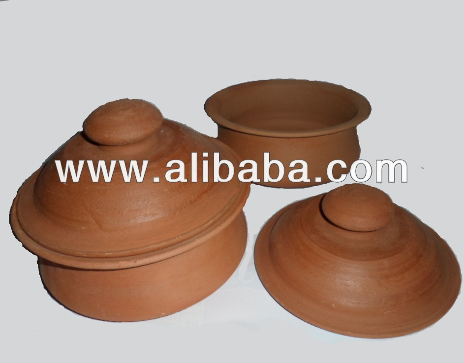 Low gas clay Cooking pot
