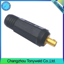 high quality argon torch connector 50-70mm2 cable jointer