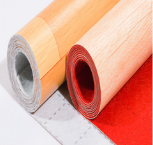 made in china popular design red/green/white felt pvc flooring roll/plastic flooring