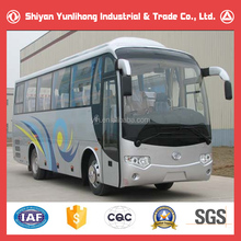 High Quality Coach Bus 4X2 Diesel 9 Meter 35 Seater Bus Model For Sale