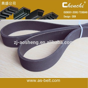genuine spare parts auto rubber ribbed v belt 5pk1100 OEM Quality Serpentine Belt use for America/Europe/Japan car