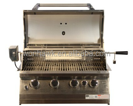BBQ Island! ! 304 Stainless Steel built in grill with Pizza Oven, Drawer, Sink