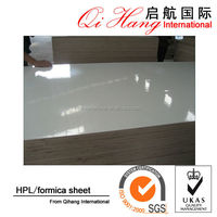 High quality hpl phenolic resin compact laminate board / high-pressure laminates / formica sheet for decoration