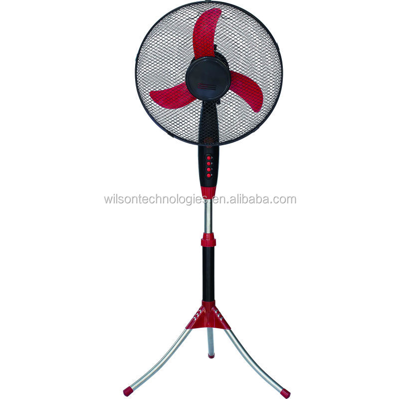 16 inch standing fans with tripod base and powerful motor