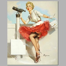Marilyn Monroe sexy adult picture canvas painting , girls pictures sexy