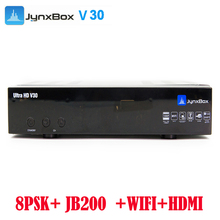 2016 North America best sale set-up box Jynxbox V30 TV receiver with FTA high definition