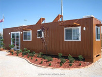 China suppliers small steel building prefabricated modular homes