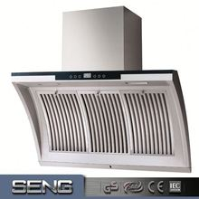 Best Price Latest Trendy style island chimney hood from China workshop