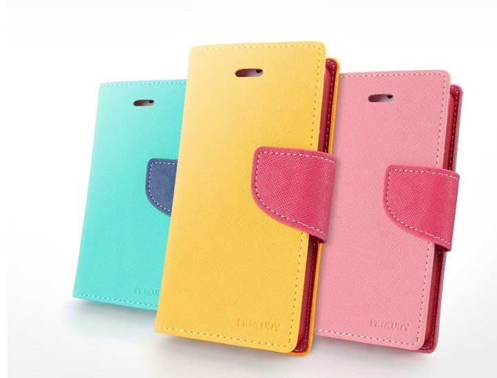 Universal wallet style flip cover case for samsung S3 S4 note 3 S5 universal phone case for samsung