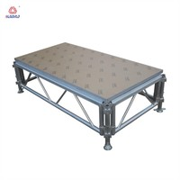 assemble event stages moving stages metal stages for sale