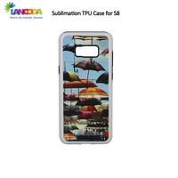mobile phone accessories, sublimation phone case for Galaxy s8
