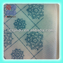 100% Polyester Printed Air Mesh Fabric