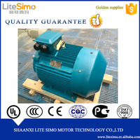 High efficiency YE2-180L-8 ac motor 11kw/15hp 730rpm 8poles 3phase induction motor