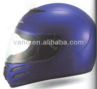 DOT approved ABS full face moped helmet