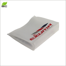 Hot sale small misty pvc ziplock bag for comestic product