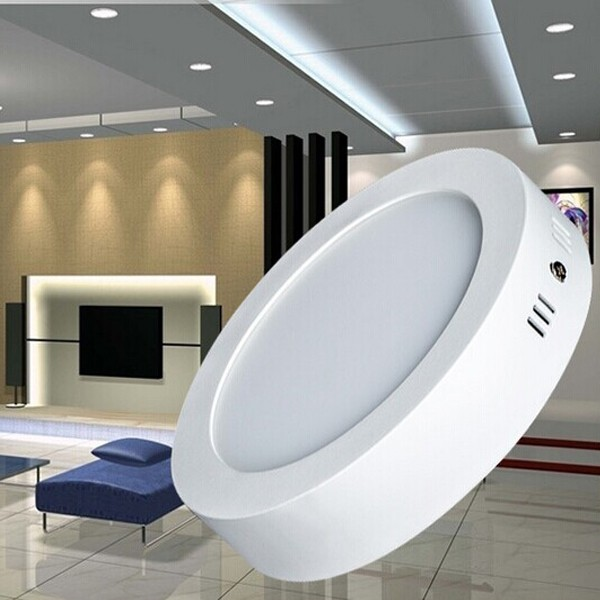 surface mounted 18w square led panel light for hotel