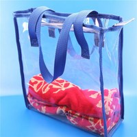 clear plastic zippered storage bag plastic bag manufacturer