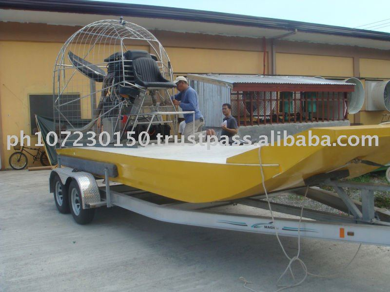 AIRBOAT Boat