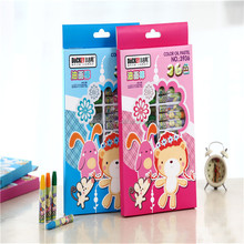Duckey high quality new coming stationery cheap oil pastel