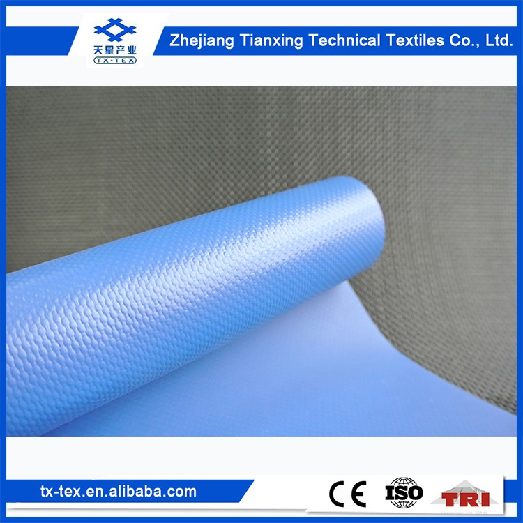 Cheap recycled waterproof material printable colored PVC tarpaulin