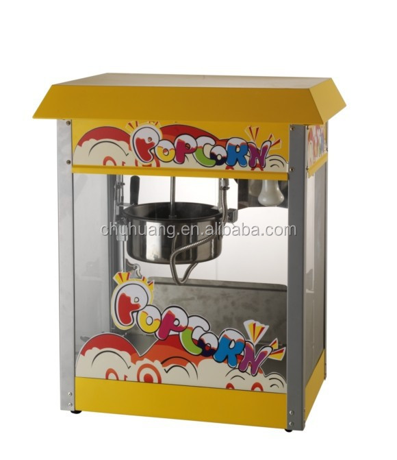 what to use for popcorn machine