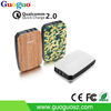 New Coming QC2.0 Quick Charge 10400mah Power Bank Fast Charging USB Power Bank