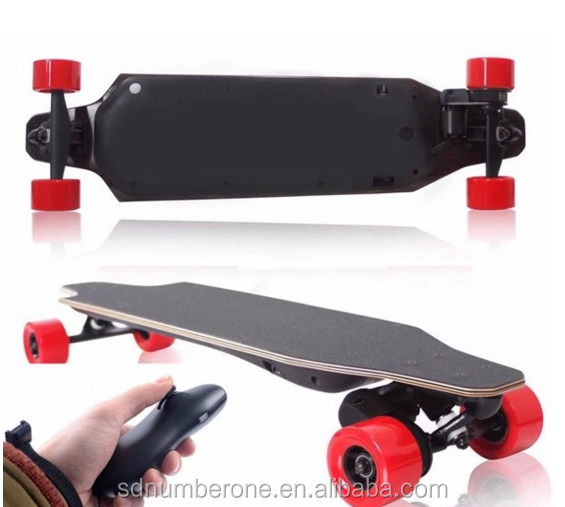 Backfire electric skateboard 1200w Remote control Best selling electric motor longboard