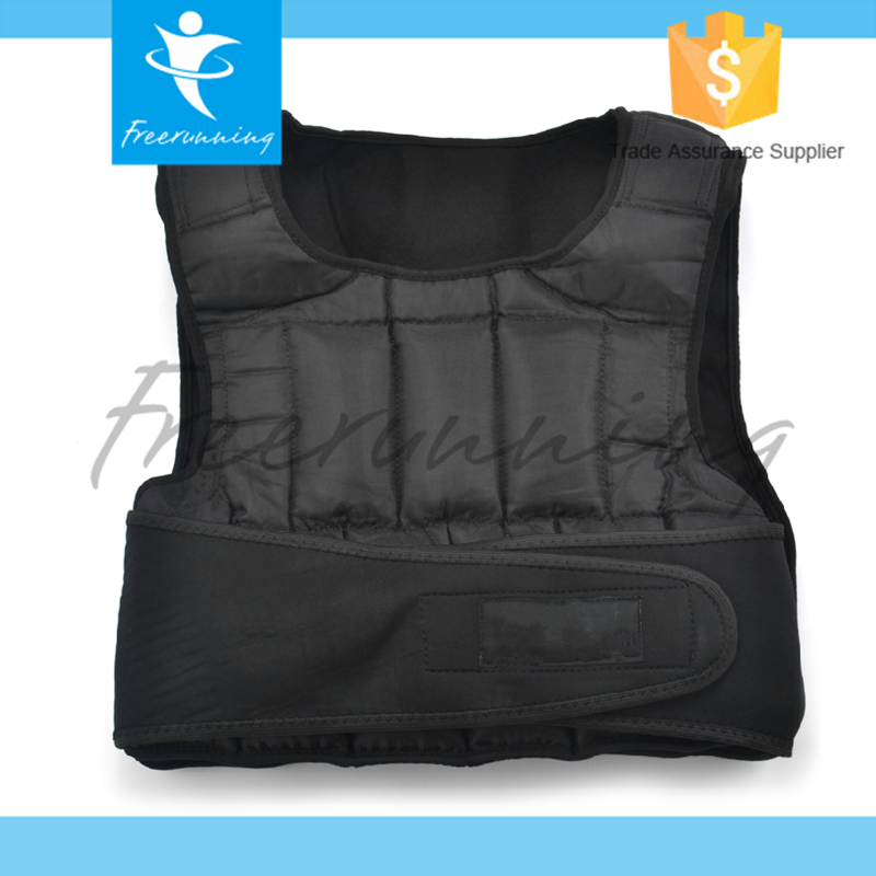 Freerunning Adjustable Weight Vest Crossfit
