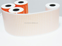 CE certified medical ECG paper 80mm*20m