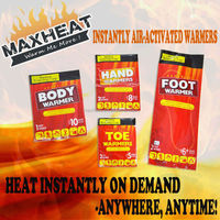 The most Practical and popular family warmer include hand warmer/body warmer/toe warmer India Online