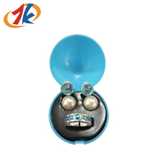 cheap surprise carton egg ball shape capsule small plastic toys for promotion