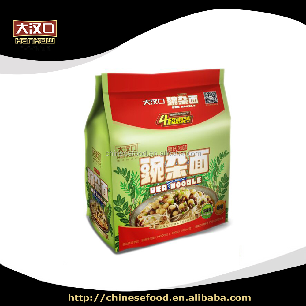 Chinese export delicious japanese instant noodle manufacture