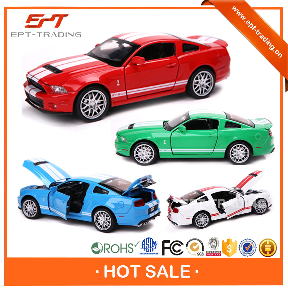 1:32 scale smart car diecast toys metal diecast car toy for sale