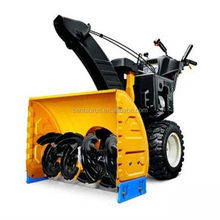 Good price gasoline snow cleaning machine with high efficiency