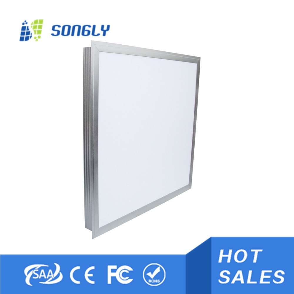 Ceiling LED Panel Light 30W 40W 50W Ultra Thin Led Panel 600x600 TUV CE Rohs VDE SAA
