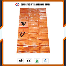Guangyue Quality Products Custom Design Plastic Pp Non Woven Beach Mat