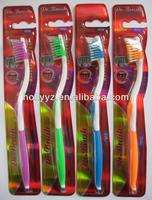 High quality famous soft toothbrush brand names
