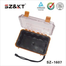 quality SZ-1607 hard waterproof storage waterproof plastic flight case