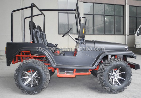 2016 New Jeep Willys 125cc-200cc