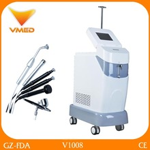 Skin Care Device Oxygen Therapy Facial Machine Oxygen Jet Peeling Beauty Equipment